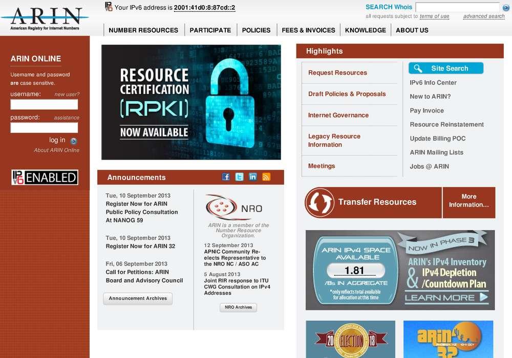 WHOIS IP Lookup Tool   UltraTools